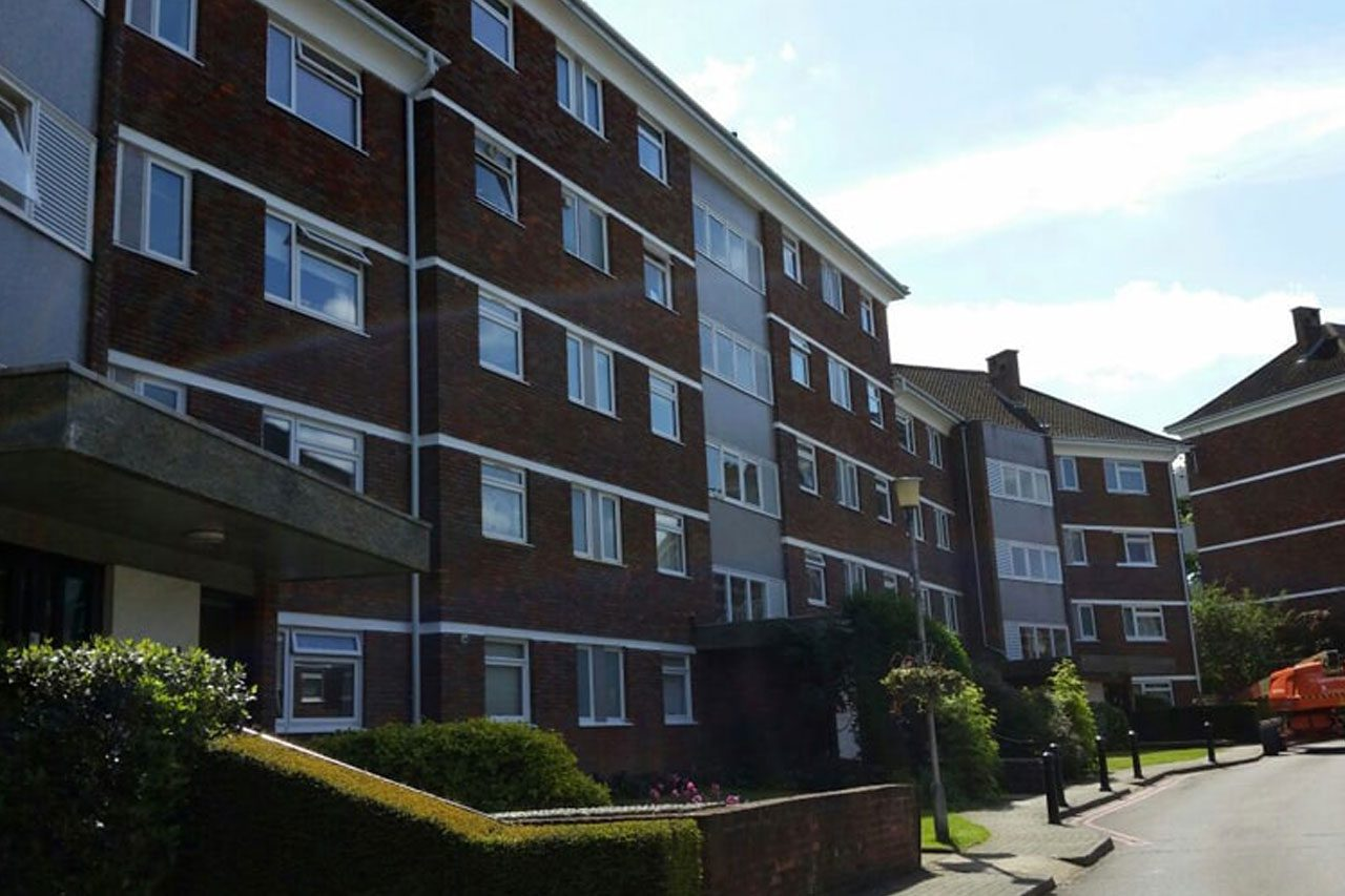 commercial painting apartments